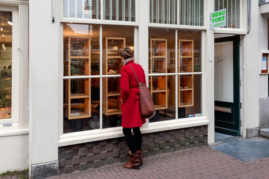 Winkel Sieradenkwartier Amsterdam
